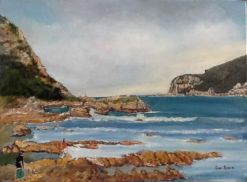 Painting - sea